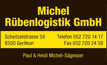 Michel Rübenlogistik