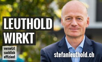 Stefan Leuthold wirkt
