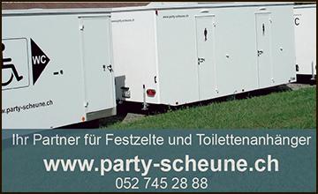 Party Scheune