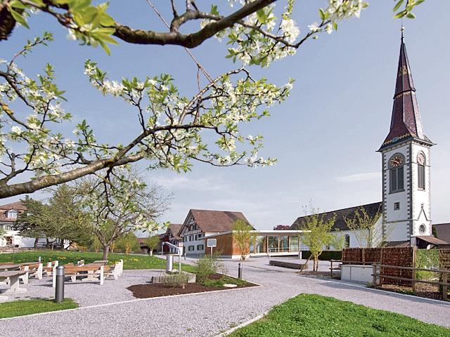 Stettfurt – nach wie vor auf der Sonnenseite zu Hause