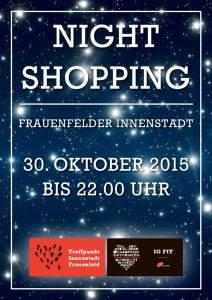 1. Frauenfelder Night-Shopping