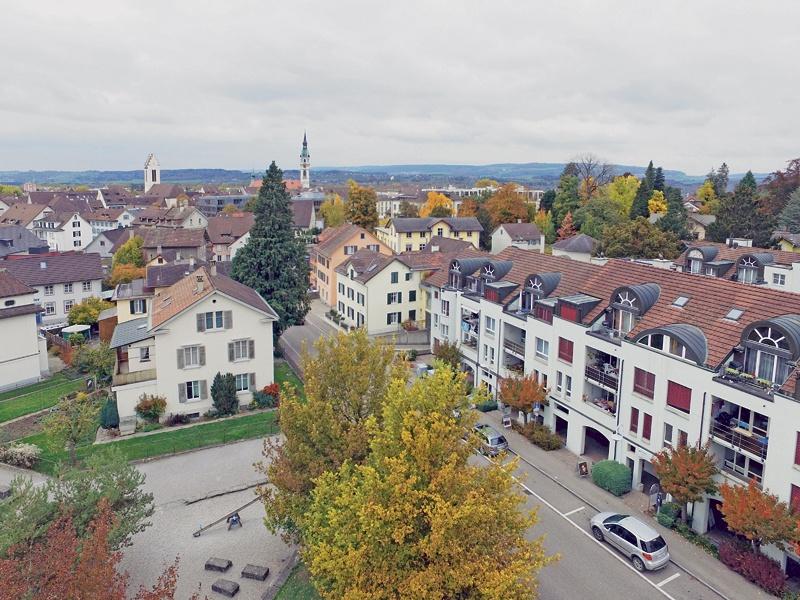Thundorferstrasse 1915 und 2015