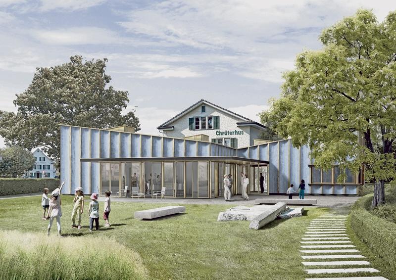 Bauprojekt VIVA im Kurzdorf