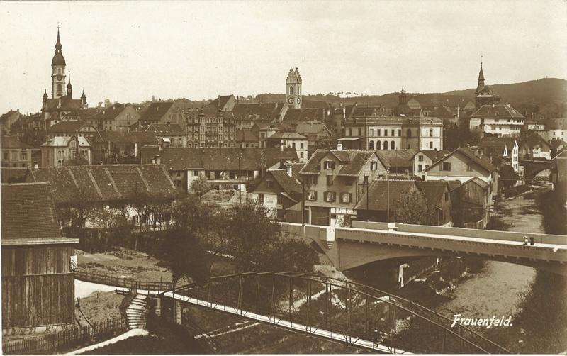 Die Bahnhofbrücke im Zeitraffer
