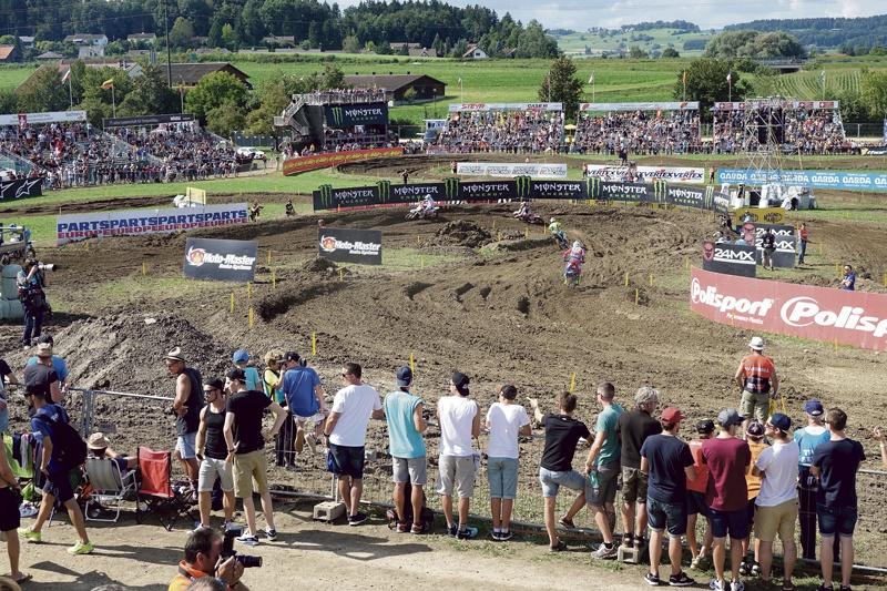 1. MXGP Schweiz in Frauenfeld: Gigantisch!
