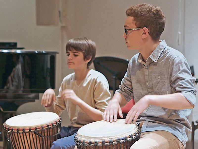 Schülerkonzerte der  Jugendmusikschule Frauenfeld