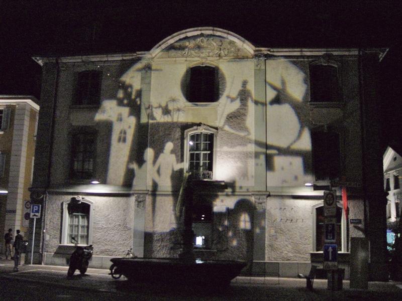 «Geschichtenlichter» und Night-Shopping, 25.11.