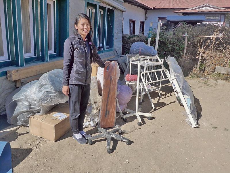 Schneider aus Nepal: «Muss mich erneut an euch wenden!!!»