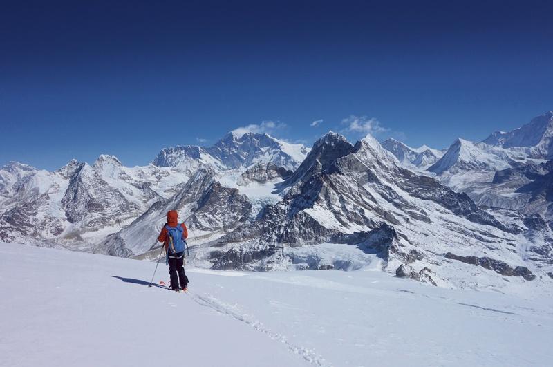 Andreas Schneider: Sieben Monate im Himalaya