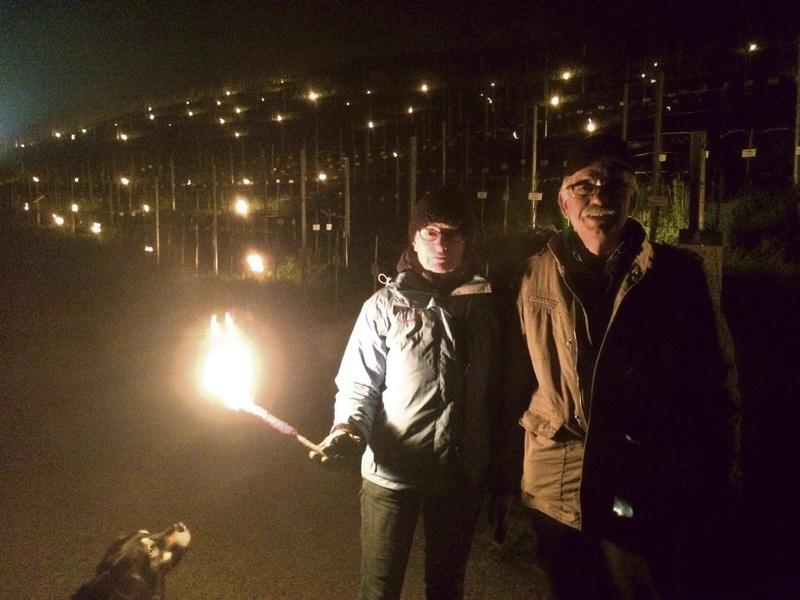 Lichterpracht am Iselisberg