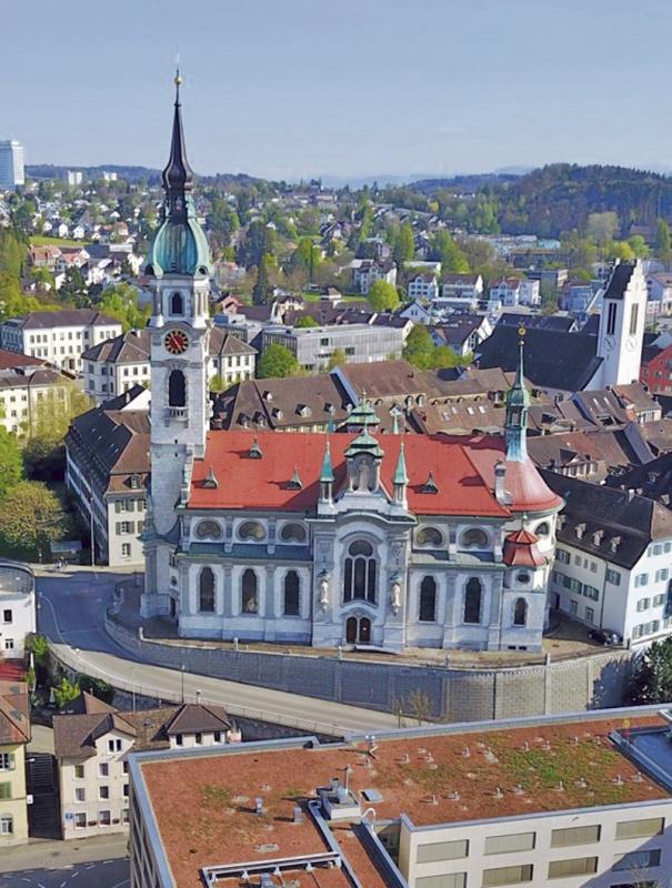Stadtkirche St. Nikolaus 1900 und 2017