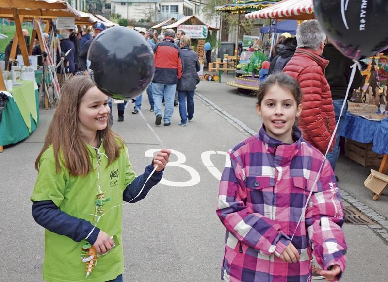 Geniessen und staunen am Tuenbachtaler Markt