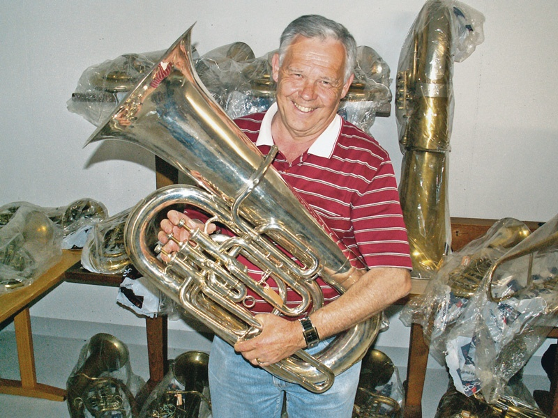 Museum für Blasinstrumente in Frauenfeld