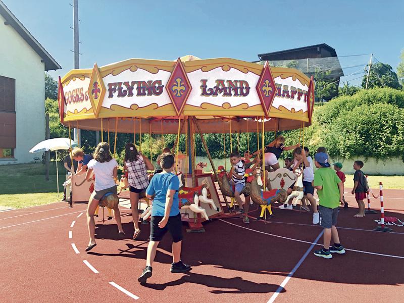 10 Jahre Primarschule Herdern-Dettighofen