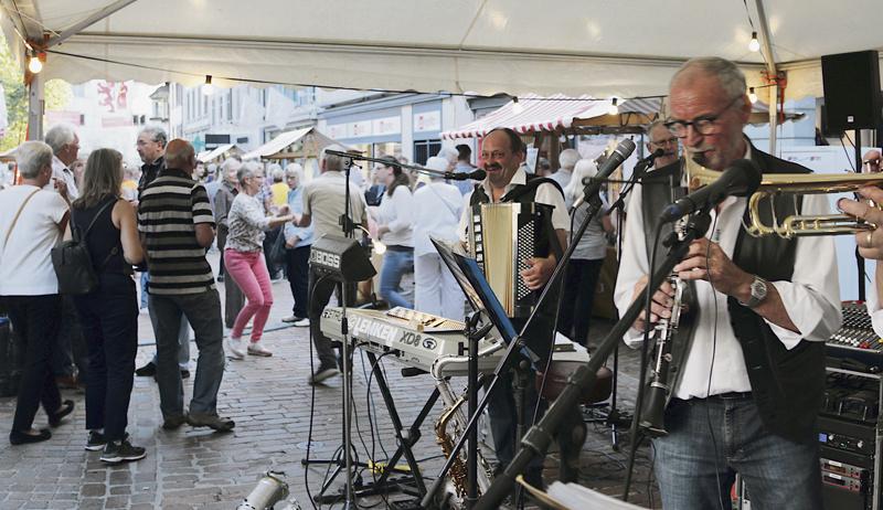 Genuss und Klang in der Altstadt