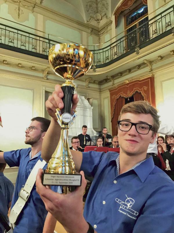 Jugendmusik Frauenfeld ist Schweizermeister