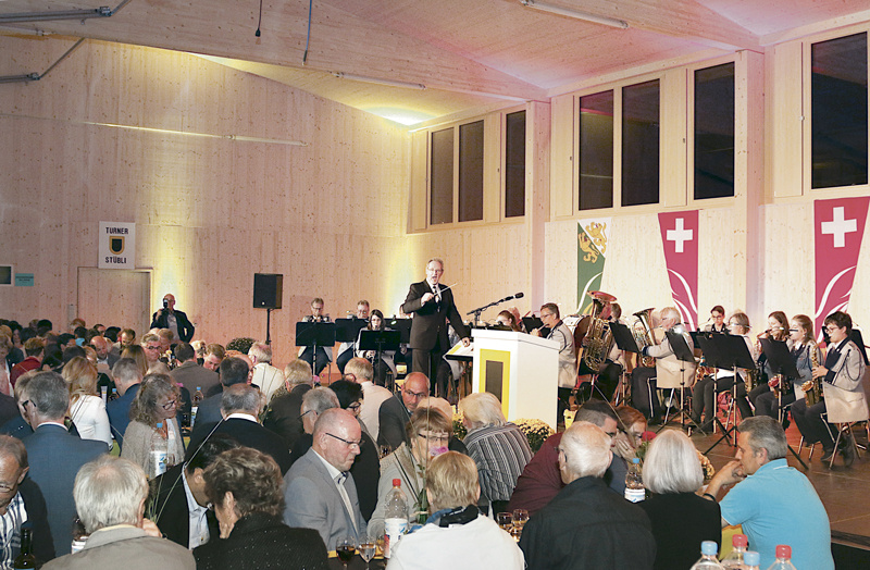 Werkhof Matzingen feierlich eingeweiht