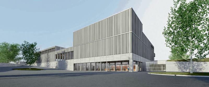 Hallenbad-Projekt nimmt Gestalt an