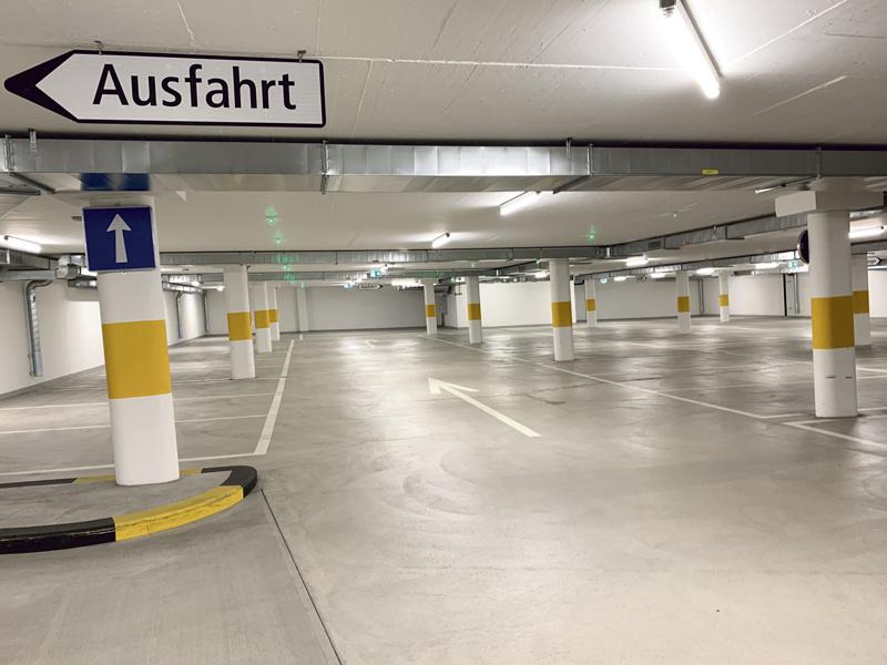 Kommt Parkplatz-Rochade?