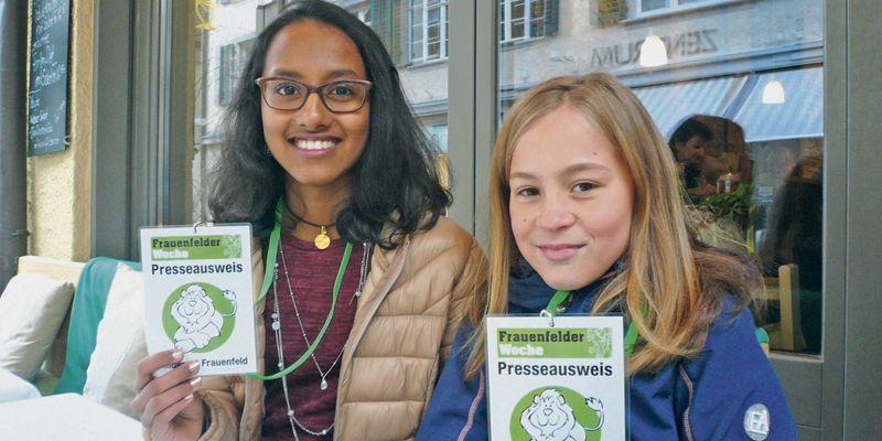 Kinderrat Frauenfeld – Interviews zu den Abstimmungen vom 26. November