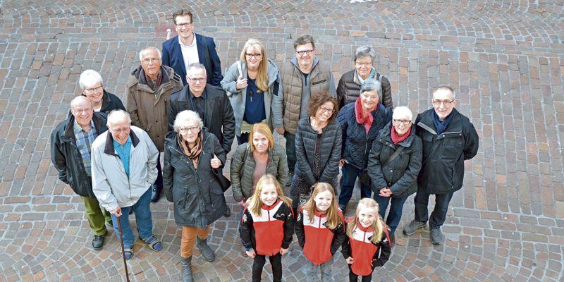 Dorfverein Gerlikon zu Gast im Redinghaus