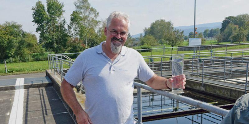 Sauberes Wasser für Mensch und Umwelt
