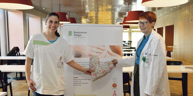 Jede neunte Frau erkrankt an Brustkrebs