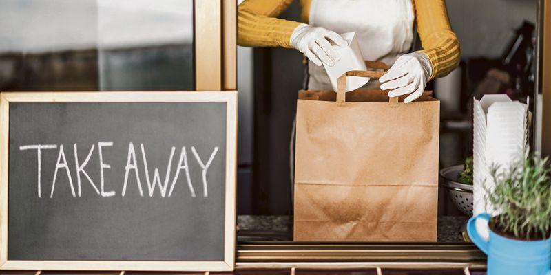 Take-Away-Angebote auf einen Blick