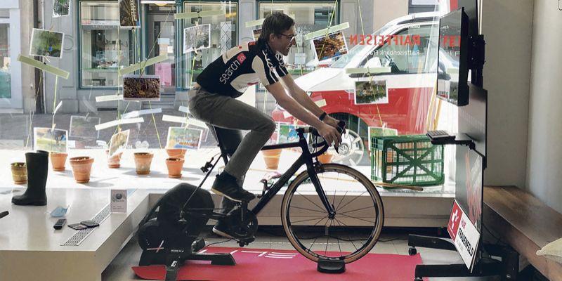Einstimmung auf die Tour de Suisse